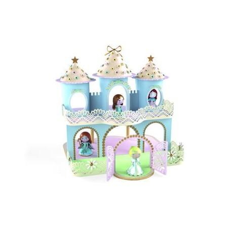 """Arty Toys žaislinis namas """"Princesių pilis"""""""