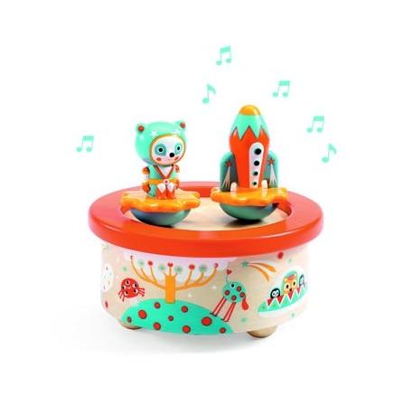 """Magnetinė muzikinė dėžutė """"Kosmoso melodija"""""""