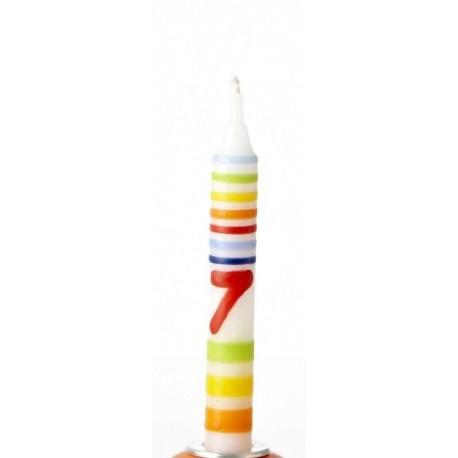 """Žvakė """"Septyni"""""""