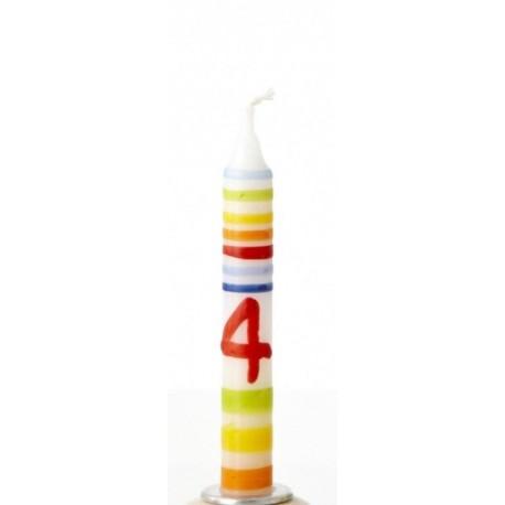 """Žvakė """"Keturi"""""""