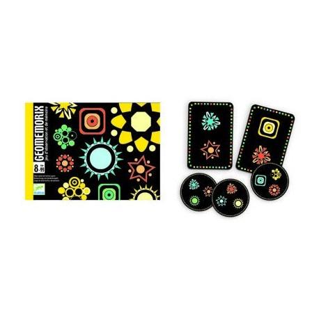Kortų žaidimas - Geomemorix