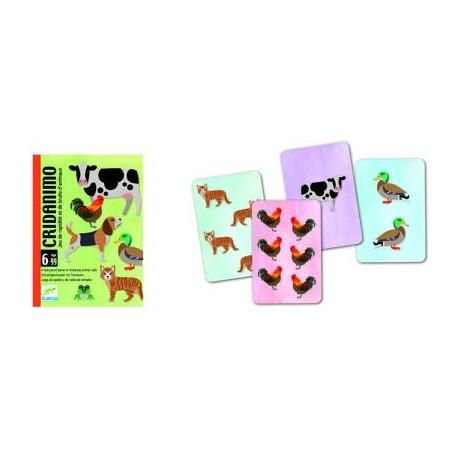 Kortų žaidimas - Cridanimo