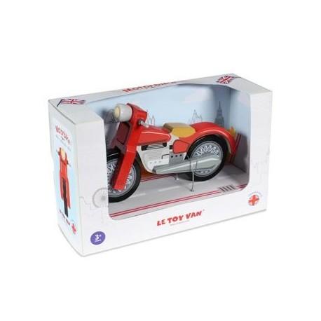 """Medinis žaisliukas """"Motociklininkas"""""""