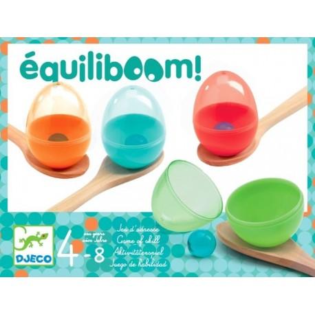 Aktyvus žaidimas - kiaušinių su šauktu lenktynės