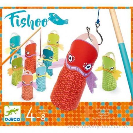 Vaikiškas žvejo žaidimas - Fishoo