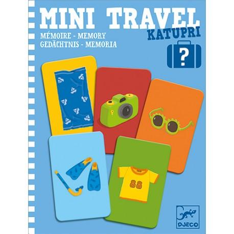 """Mini travel žaidimas - """"Lavink atminį"""""""
