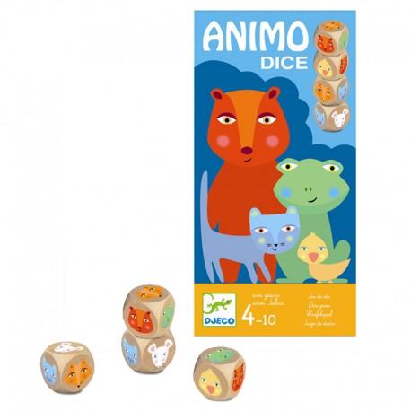 Stalo žaidimas - gyvūnų tinkama kombinacija
