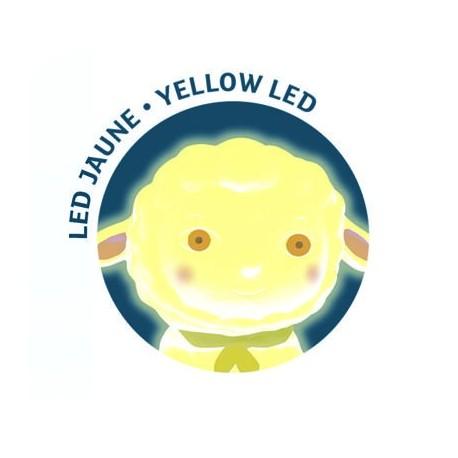"""LED šviestuvas """"Geltonoji avelė"""""""