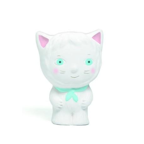 """LED šviestuvas """"Baltas katinėlis"""""""